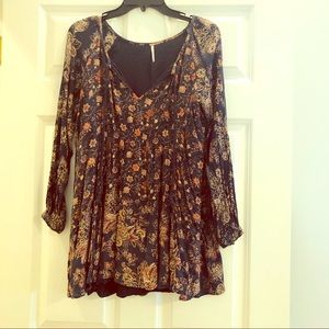 Free People Swing tunic